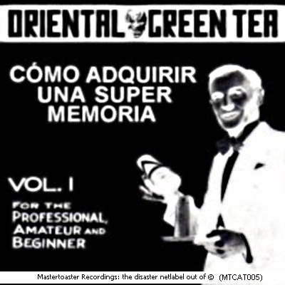oriental Green tea- cómo adquirir una supermemoria
